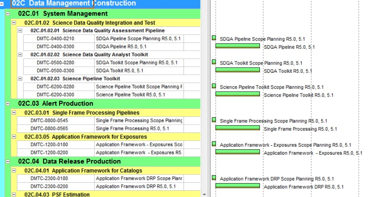 software development project plan